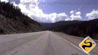Nelson-Rock Creek Hwy 3A/3 (DH58) - The Kootenays / Hot Springs / Nelson