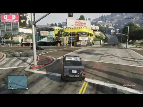 GTA V ONLINE  How To INSURE ANY VEHICLE AND PUT IT IN YOUR GARAGE! OWN Cop Cars, Fire Trucks Etc