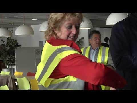 Vlog 2: kickoff EWCT in Tilburg