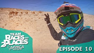 Africa Eco Race, Team Races to Places Ep.10 with Lyndon Poskitt