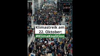 Mobi-Clip zentraler Klimastreik Berlin 22.10.2021