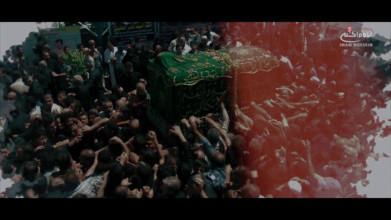 Why don't you cry for Imam al-Khadim (as)? | Dr. Sayed Ammar Nakshawani