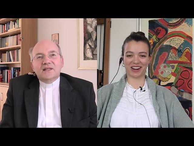 Katharina und Bischof Helmut - Zwiegespräche in Zeiten von Corona Teil 4