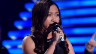 Charice Pempengco   All By Myself That's how you sing this