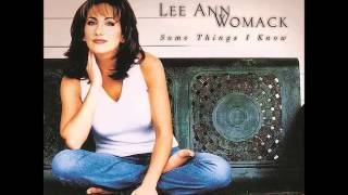 Lee Ann Womack -- If You're Ever Down In Dallas