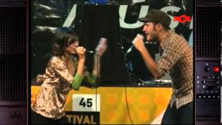 """Facto DelaFé y las Flores Azules """"Domingueros"""" (Festival de cine de Gijón 2007) - Directo"""