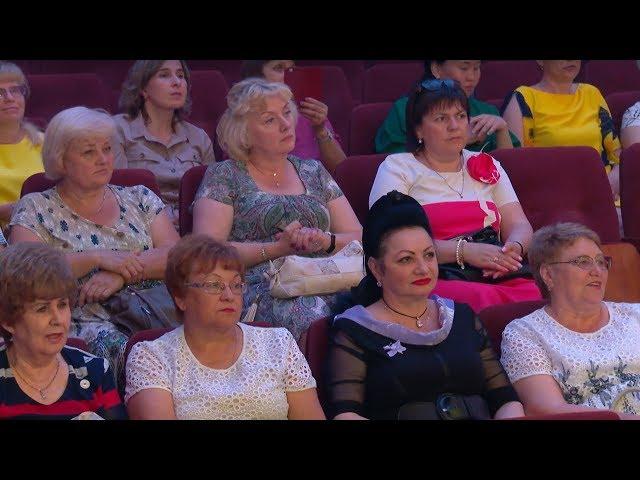 День социального работника отметили в Ангарске