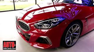 พาดูตัวเป็นๆ BMW 330i M Sport (G20) ใหม่ และ BMW Z4 M40i (G29) ใหม่