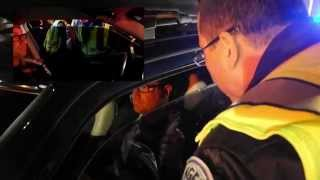 DUI Checkpoint Refusal, Out of control cops!