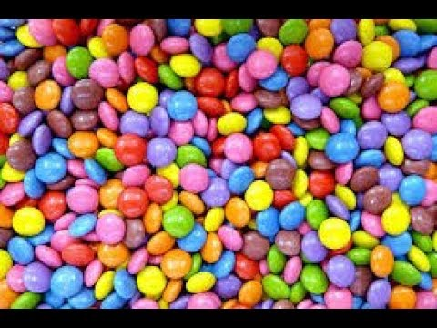 HOW SMARTIES, M&M´S MADE