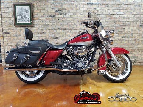 2005 Harley-Davidson FLHRCI Road King® Classic in Big Bend, Wisconsin - Video 1