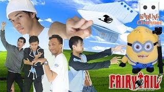 "Fairy Tail Opening 6 ""Fiesta"" Parody"