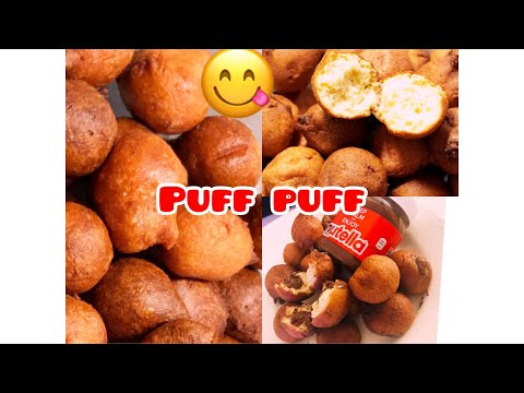 EASY WAY TO MAKE DELICIOUS PUFF PUFF
