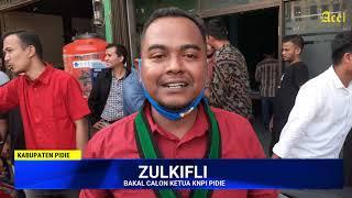 VIDEO - Balon Ketua KNPI Pidie Zulkifli Ajak Semua Pemuda Bersatu