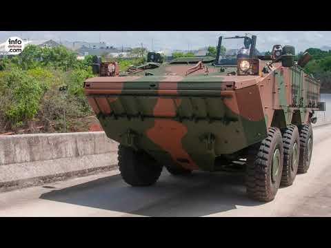 Argentina adquirirá un nuevo vehículo de transporte blindado en 2021