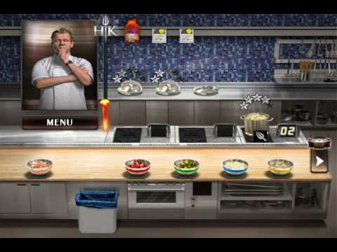 Hell's Kitchen : The Video Game Wii
