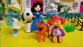 Doll Mariam Found A Lost Dog . Arabian Tales For Childrens