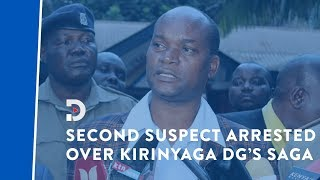 Another suspect in Kirinyaga DG's Sh5M sex blackmail arrested
