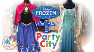 Disney Frozen Costumes At Party City ~ Review