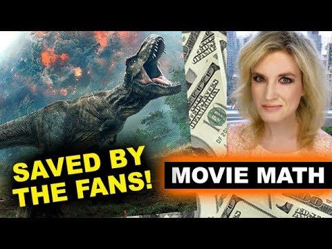 Box Office for Jurassic World 2 Fallen Kingdom Opening Weekend