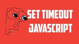 setTimeout and setInterval in JavaScript