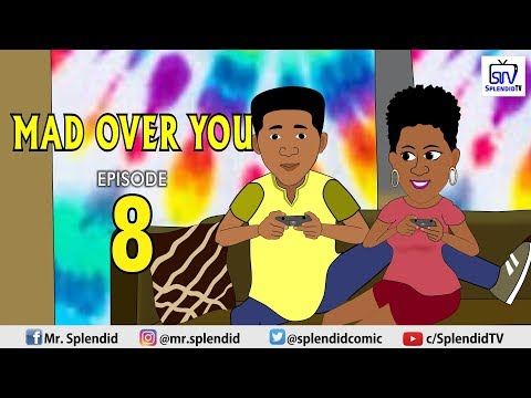 MAD OVER YOU; EPISODE 8
