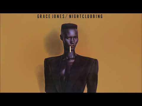 Grace Jones / Walking In The Rain