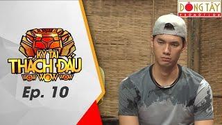 BA ĐỨA TRẺ | KỲ TÀI THÁCH ĐẤU TẬP 10 FULL HD (20/11/2016)