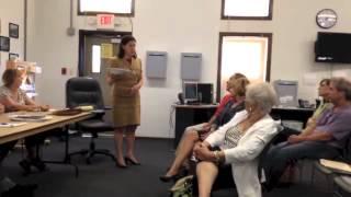 Park District Meeting, 26 June 2014