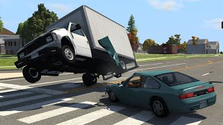 Crash Test Dummy: Head-On Collisions 3 | BeamNG.drive