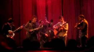 """Punch Brothers """"Heart In A Cage"""" at Canopy Club on 9/9/08"""