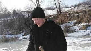 Ловля зимой рыбы в замор