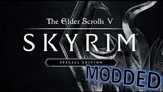 Skyrim Special Edition - MODDED - 32 Mods including SkyUI - Ep. 1