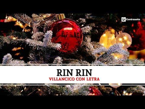 Rin Rin Villancico Hacia Belen Va Una Burra Rin Rin, Villancicos Feliz Navidad Cancion de Navidad