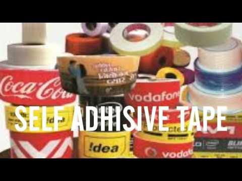 SELF ADHISIVE TAPES