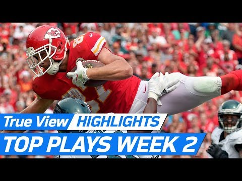 Top 5 freeD Plays from Week 2 | NFL Highlights