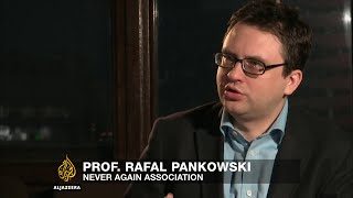 Rafał Pankowski about antisemitism and an escalation of hate crimes in Poland, 6.04.2016.