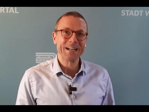 Oberbürgermeister Uwe Schneidewind im Video