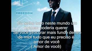 Akon - Searching For love Legendado