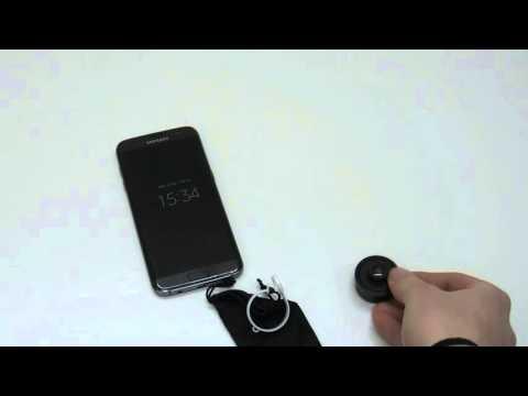 Obiettivo grandangolo Fisheye occhio di pesce universale per smartphone