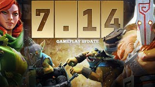 Dota 2 NEW 7.14 PATCH Update - ALL Important Changes!