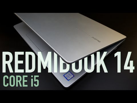 Обзор RedmiBook 14 — Первый ноутбук от REDMI