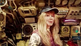 Военная Подводная Лодка в 4К
