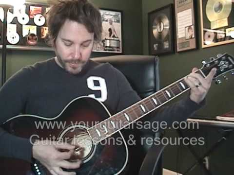 How To Play Open Chords - Guitar for Beginners - Easy Lesson