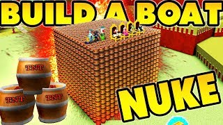 NUKE in Build a Boat! (5000 TNT!)