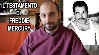 IL TESTAMENTO DI FREDDIE MERCURY