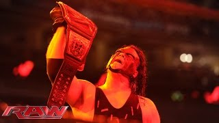 Kane undergoes a terrifying transformation on Raw: Raw, Sept. ...