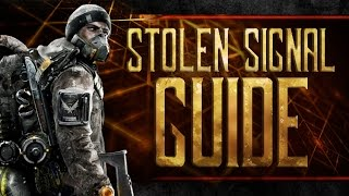 Stolen Signals NEW INCURSION Guide And Walkthrough - The Division