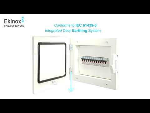 SPN Double Door Distribution Board Legrand