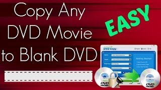 Copy DVD VIDEO to COMPUTER